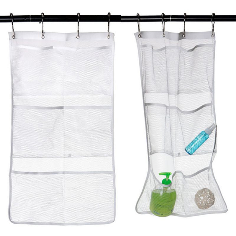 6 Pockets Shower Hanging Bag