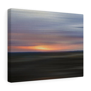 27th Floor Sunset IV Canvas Gallery Wrap