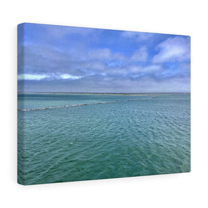Approaching Nantucket Island I Canvas Gallery Wrap