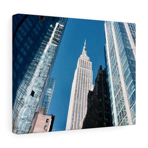 Empire State Building I Canvas Gallery Wrap