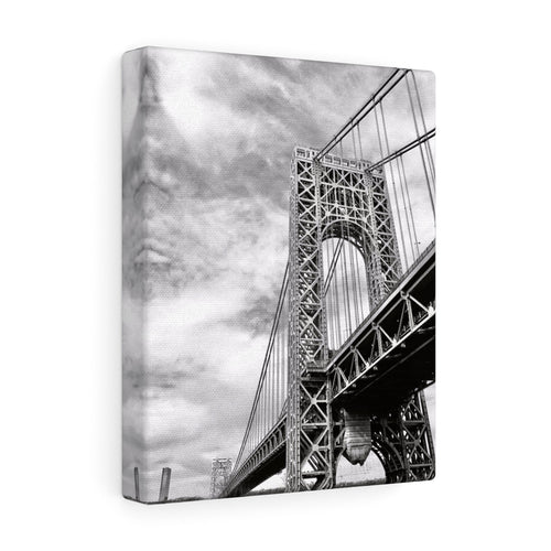 The Bridge Monochrome Canvas Gallery Wraps