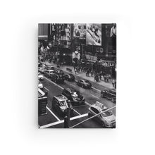 Times Square Monochrome Notebook