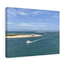 Nantucket Arrival I Canvas Gallery Wrap