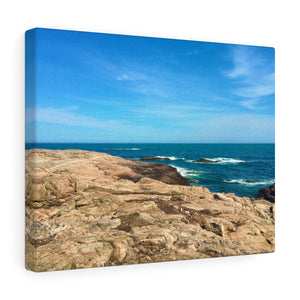 Cliff Walk I Canvas Gallery Wrap
