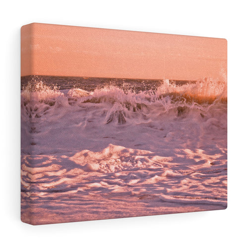 Rolling Waves of Rhode Island II Canvas Gallery Wrap