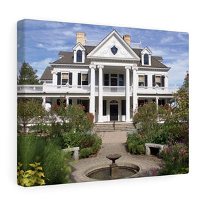 The Lounsbury House Canvas Gallery Wrap