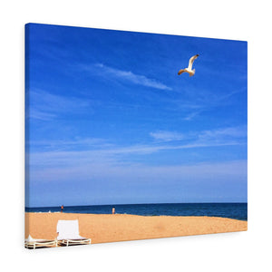 The Beach Day Canvas Gallery Wrap