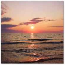 Great Lake Sunset VI Giclée Print