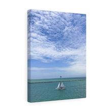 Nantucket Sails Canvas Gallery Wrap