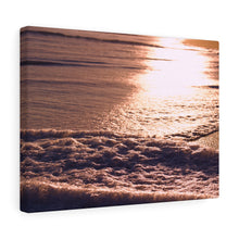 Serene Shoreline III Canvas Gallery Wrap