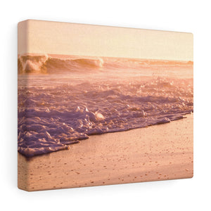 Serene Shoreline I Canvas Gallery Wrap