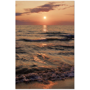 Great Lake Sunset IV Giclée Print