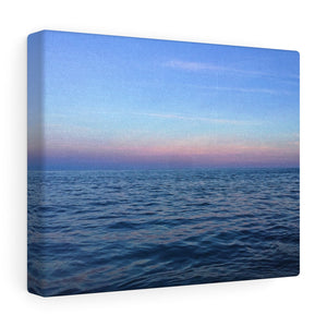 Nantucket Sunset Canvas Gallery Wrap