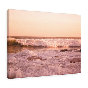 Rolling Waves of Rhode Island I Canvas Gallery Wrap