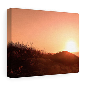 Rhode Island Sunset II Canvas Gallery Wrap