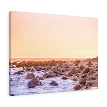 Rhode Island Rocky Waters III Canvas Gallery Wrap