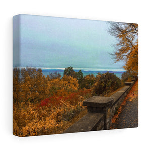 Lake Champlain Overlook Canvas Gallery Wrap