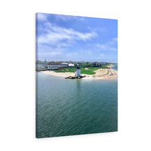 Nantucket Arrival II Canvas Gallery Wrap