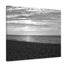 Horizon Monochrome Canvas Gallery Wrap