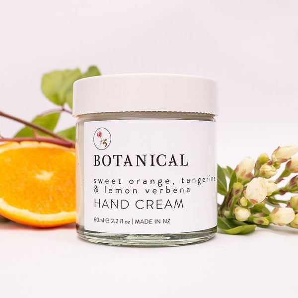 Sweet Orange, tangerine & lemon verbena Hand Cream / 60ml