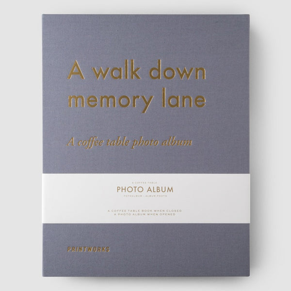 Photo Album / A Walk down Memory Lane