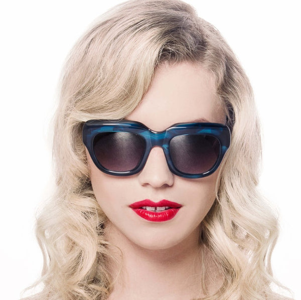 Agenda Sunglasses in TORQUIOSE