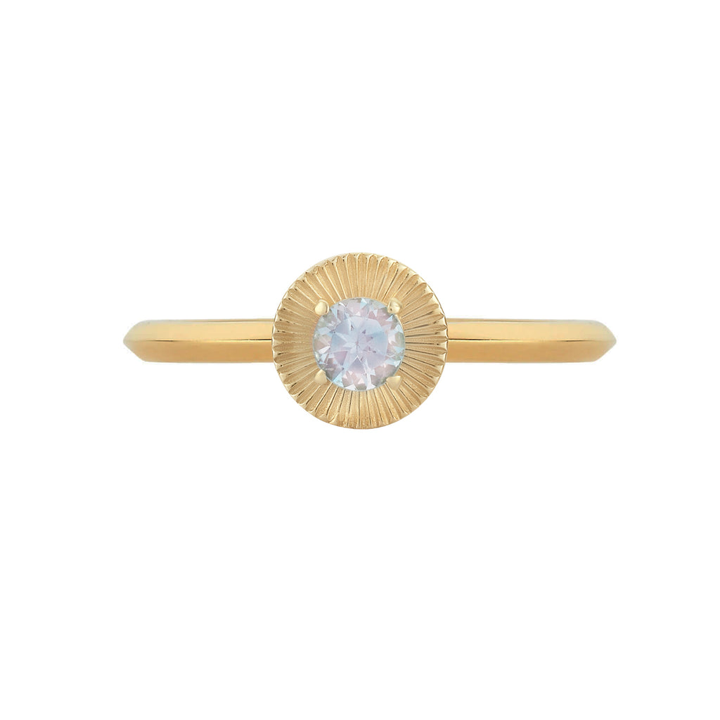 Estella Ring / Moonstone / Gold