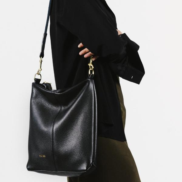 3/4 Jane Bag / Black