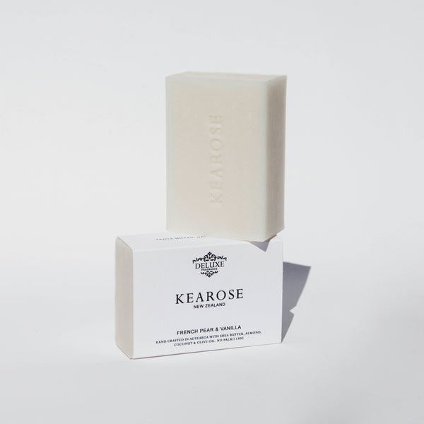 Hand & Body Bar / French Pear & Vanilla