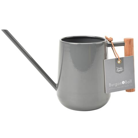 Indoor Watering Can in Charcoal