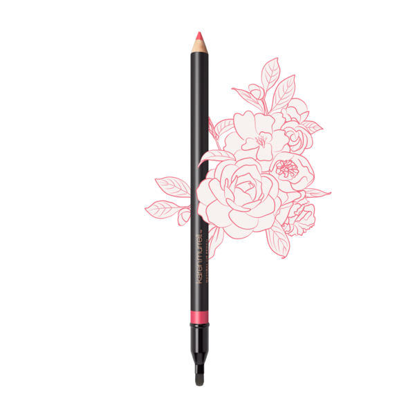 Karen Murrell | Natural Lip Pencil | Camellia Morning (13)