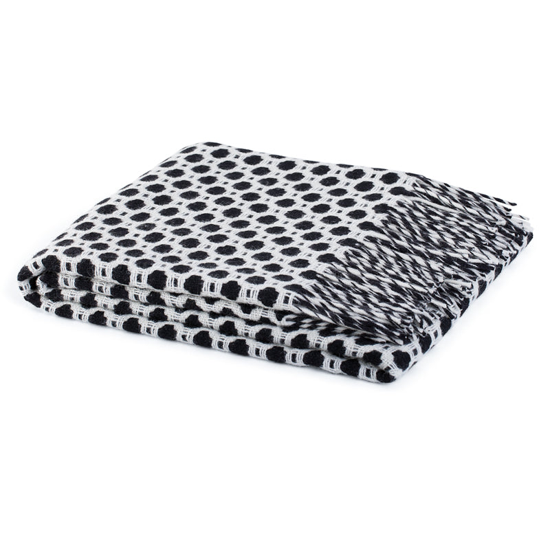 Linga Throw - Black