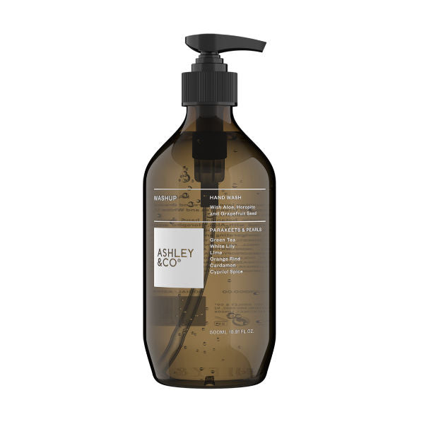 WashUp | Parakeets & Pearls | 500ml