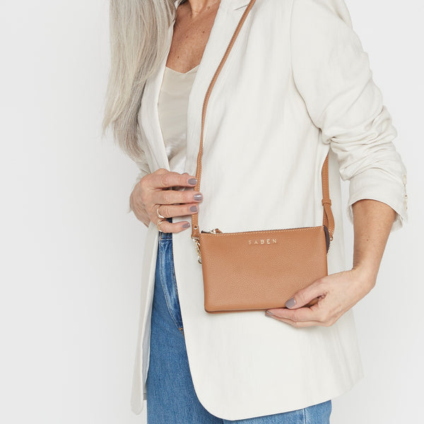 Tilly Crossbody in Clay