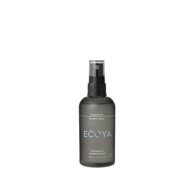 Coconut & Elderflower / Fragranced Sanitiser Spray