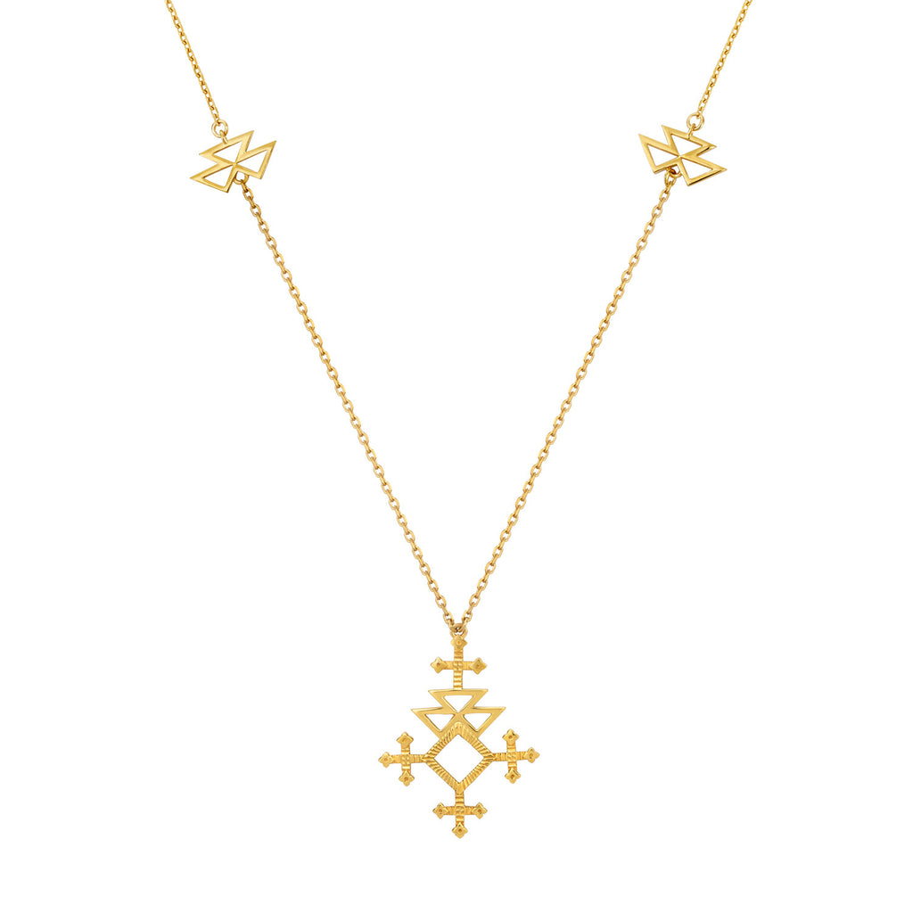 Talitha Necklace / Gold