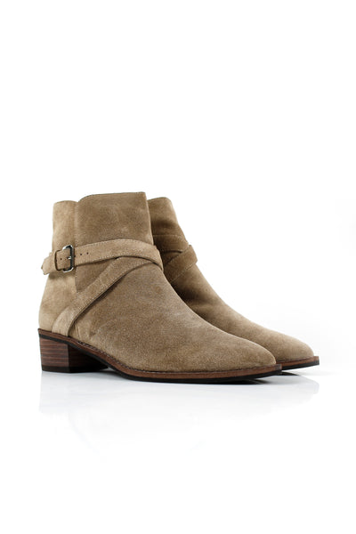 Wrap Boot / Taupe