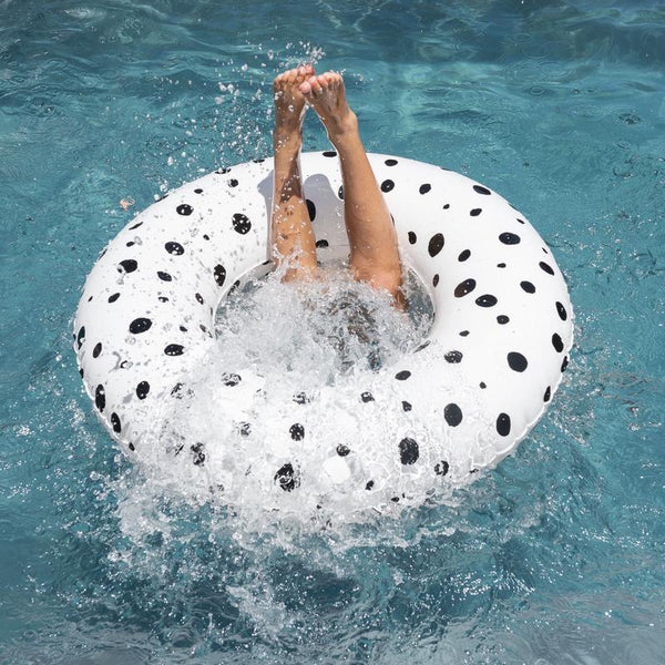 Kids Pool Tube / Bubble White