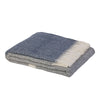 Kirkcaldy Throw - Blue Slate