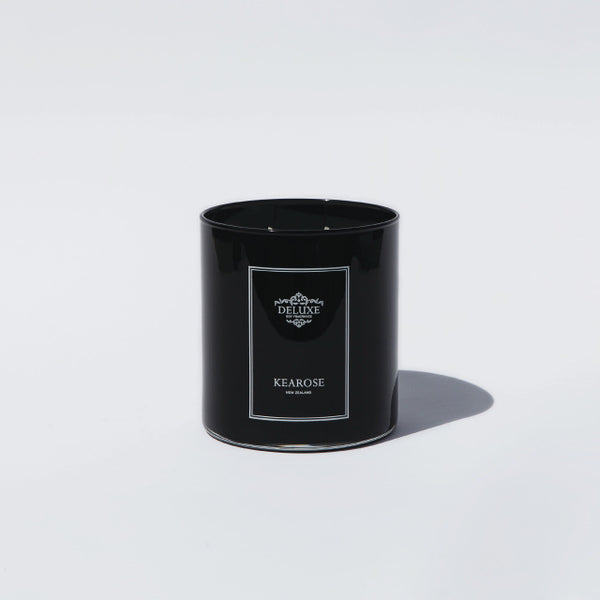 Black Raspberry Kearose Candle - Deluxe Superior