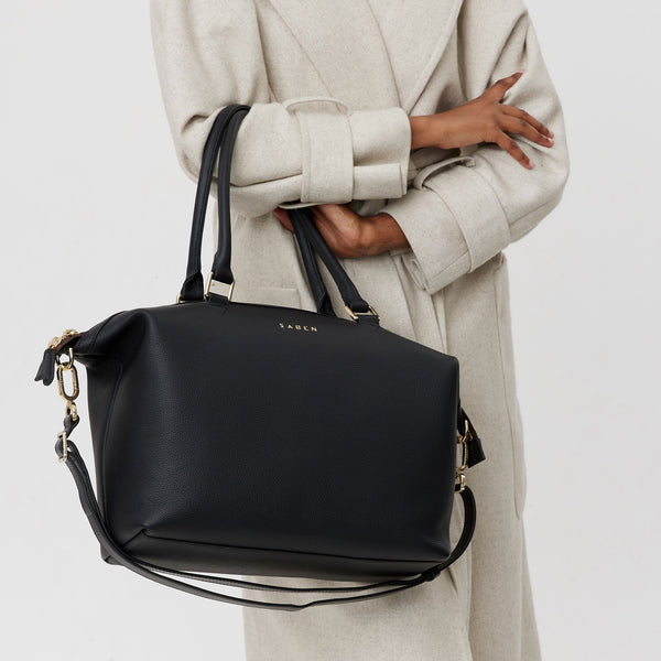 Milan Carry All / Black