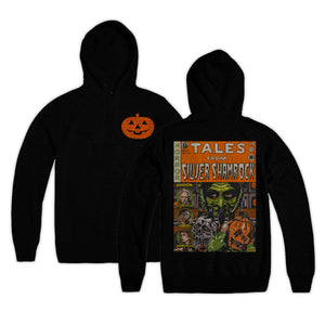 Tales From Silver Shamrock Hoodie