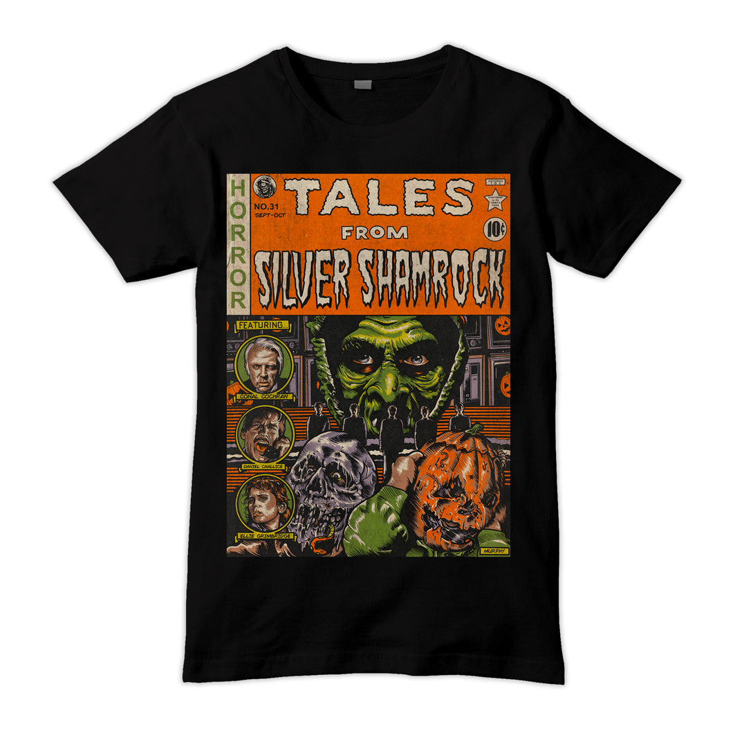 Tales From Silver Shamrock T-Shirt