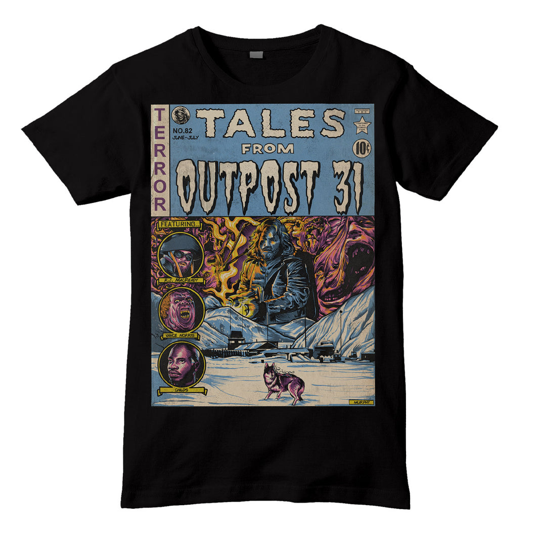 Tales From Outpost 31 T-Shirt