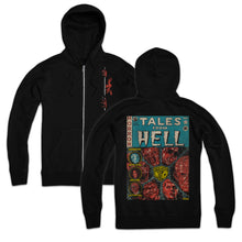 Tales From Hell Zip-up Hoodie