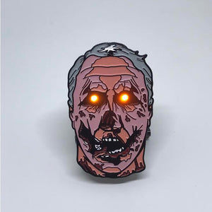 Return To Haddonfield LED Enamel Pin