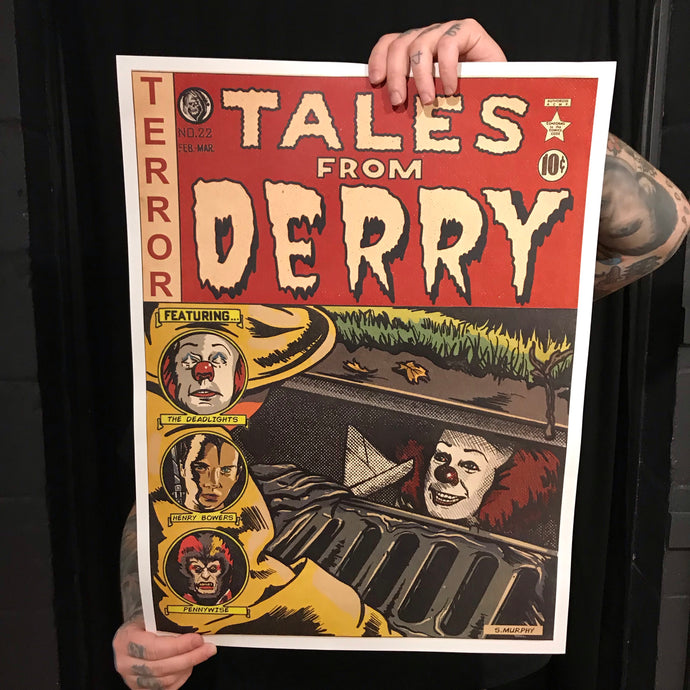 Tales Of Derry 18
