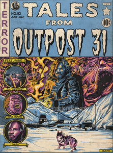 "Tales From Outpost 31 9x12"" Print"