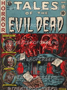 "Tales Of The Evil Dead 18x24"" Poster"