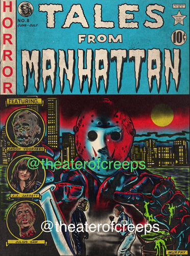 Tales From Manhattan 9x12